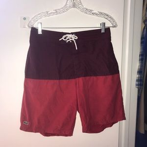 Other - Lacoste France Sailing Club 1933 Swim Shorts